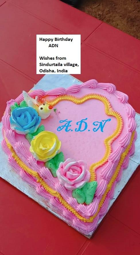 Birthday Wishes from Odisha, India