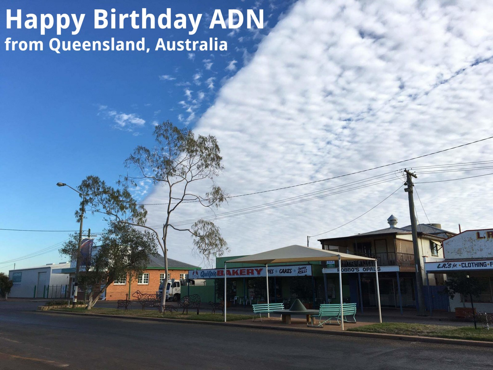 Birthday Wishes from Queenslant, Australia